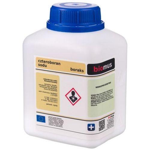 Czteroboran sodu dziesięciowodny Boraks 250g BIOMUS (5902409410686)