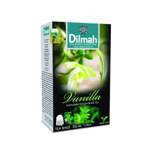 Dilmah Herbata wanilia 20 szt. - x03649
