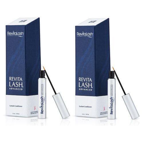 Revitalash zestaw | eyelash conditioner advanced 3,5 ml x2! + losowo dobrana próbka. (9753197531267)