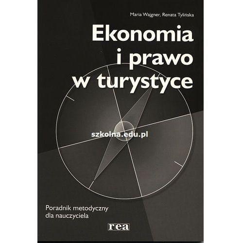 Ekonomia i prawo w turystyce. Poradnik metodyczny dla nauczyciela (128 str.)