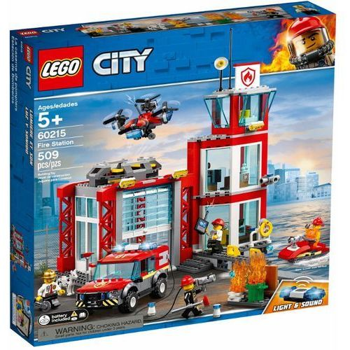 Lego Remiza Sprawdź