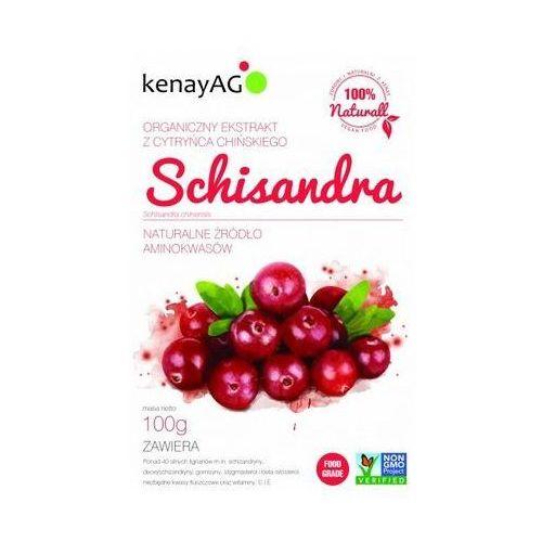 Kenay ag Schisandra sproszkowany ekstrakt 100g