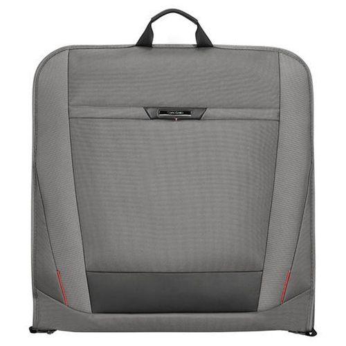 Samsonite pro-dlx 5 garderoba podróżna / pokrowiec na ubranie / szara - magnetic grey