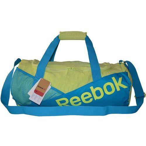 c2506b879dae7 118,00 zł Torba sportowa REEBOK AERO M GRIP Torba sportowa z najnowszej  serii REEBOK. Doskonała na siłownię, basen, fitness jak i na.