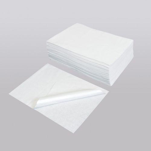 Jednorazowe ręczniki fryzjerskie celulozowo-włókninowe 70x40 50szt, 4701