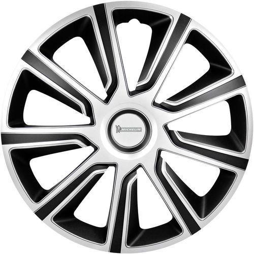 Kołpaki  92012, R13, 4 szt., Srebrny czarny, marki Michelin do zakupu w Conrad.pl