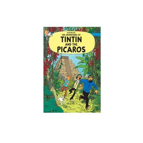 Tintin and the Picaros (9781405208239)