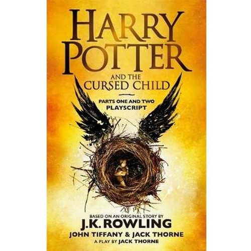Harry Potter and the Cursed Child - Parts I & II (338 str.)