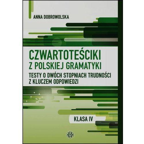 Czwartoteściki z polskiej gramatyki - Wysyłka od 3,99 (148 str.)