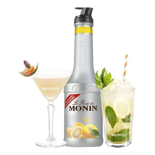 Puree cytrusowe juzu yuzu-citrus 1l monin 903014 sc-903014 marki Monin