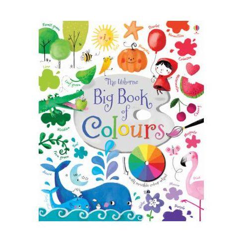 Big Book Of Colours, Brooks, Felicity