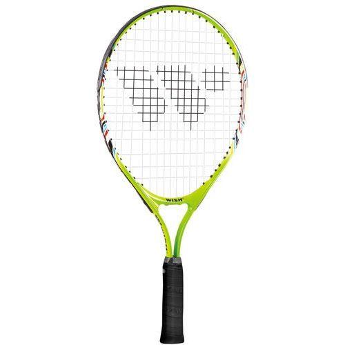 Rakieta do tenisa ziemnego ABISAL Wish Alumtec 2900 Zielony