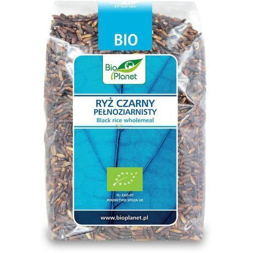 : ryż czarny pełnoziarnisty bio - 400 g marki Bio planet