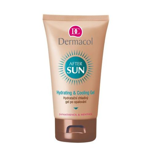 Dermacol after sun żel chłodzący po opalaniu (after sun hydrating & cooling gel) 150 ml