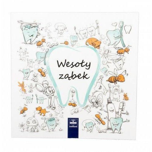 Zabawka - kolorowanki Wesoły ząbek (9788375632736)
