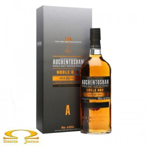 Morrison bowmore distillery ltd Whisky auchentoshan 24 yo noble oak 0,7l