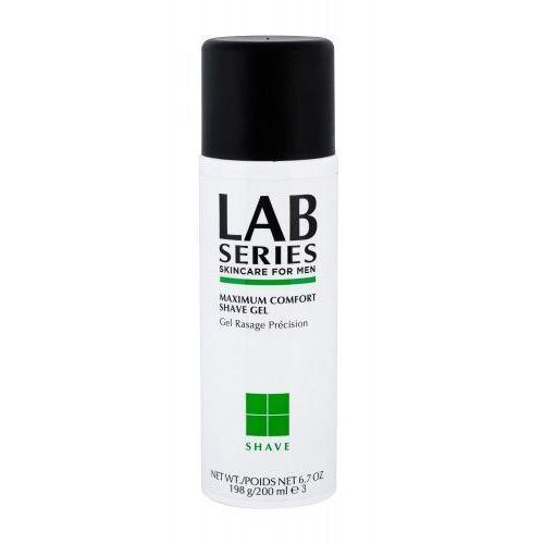 shave maximum comfort shave gel żel do golenia 200 ml dla mężczyzn marki Lab series