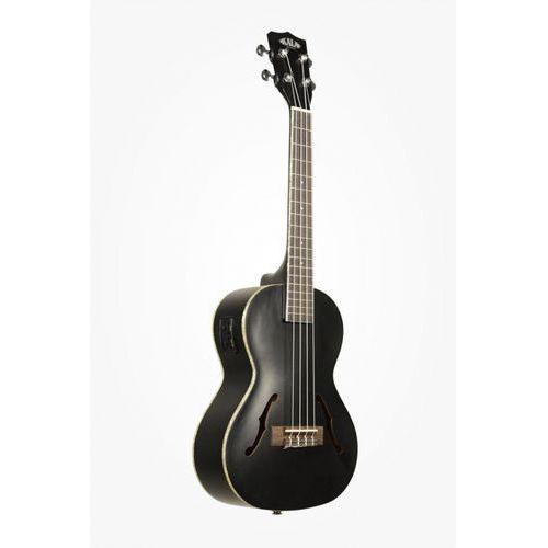 Kala archtop tenor ukulele metallic black, + case (uc-t)