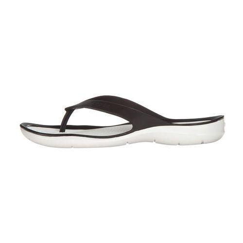 Crocs Swiftwater Japonki Czarny Biały 41-42