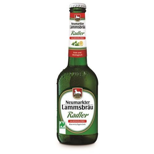 piwo bezalkoholowe radler bio 330ml-neumarkter lam