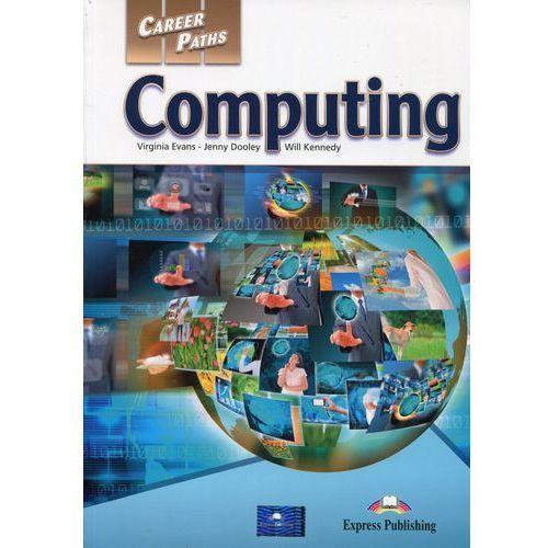 Career Paths Computing SB, oprawa miękka