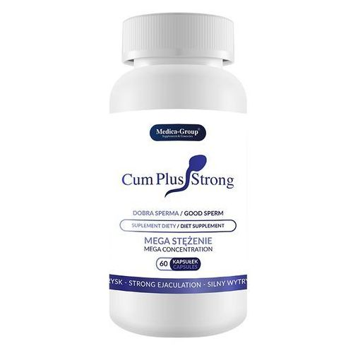 Cum Plus Strong 60 kaps. Medica-Group 259279