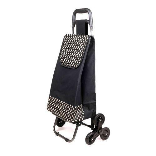 Wózek na zakupy z potrójnymi kołami 3K 02 (wózek na zakupy)