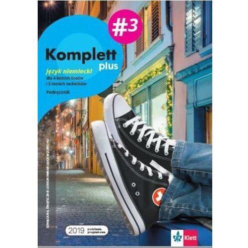 Komplett plus 3. Podręcznik wieloletni - Praca zbiorowa - książka (9788380638655)