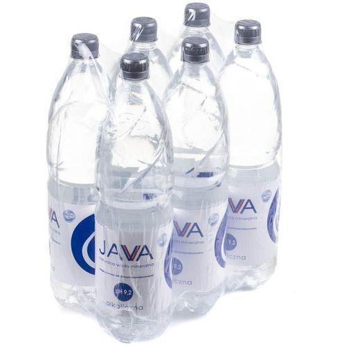 woda alkaliczna niegazowana ph 9,2 - 1,5l - 6 sztuk marki Java