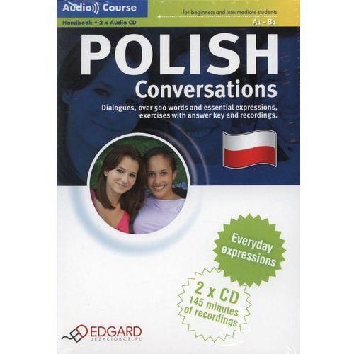Polish Conversations. Audio Course (handbook 2 CD) (9788361828372)