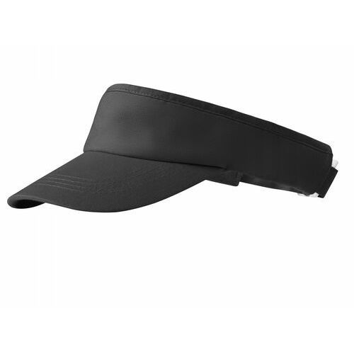 Daszek przeciwsłoneczny czapka gastronomia tenis - czarny marki Maflini