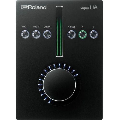 """ua-s10 - audiofilski interfejs audio -5% na pierwsze zakupy z kodem """"start""""! marki Roland"""