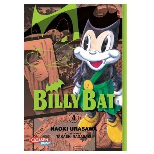 Billy Bat. Bd.4 (9783551732743)