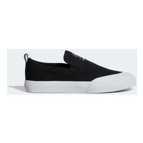 Adidas Buty - matchcourt slip cblack/cblack/ftwwht (cblack-cblack-ftwwht) rozmiar: 48