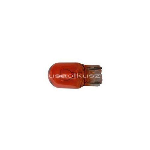 Cbk Żarówka pomarańczowa całoszklana jednowłóknowa w21 w3x16d wy21w amber