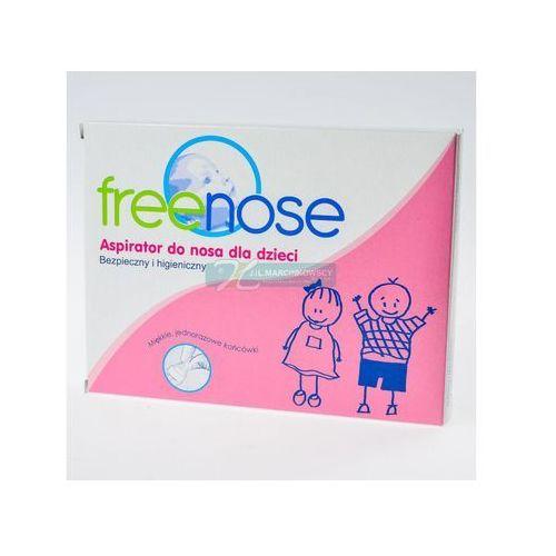Freenose aspirator do nosa dla dzieci 1 szt. (gruszka dziecięca) od ALLECCO.PL
