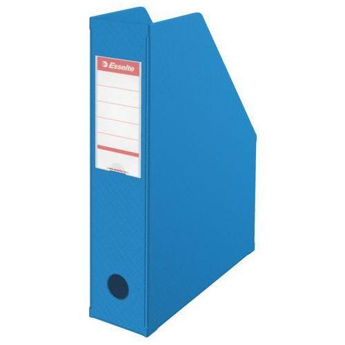 Pojemnik pcv składany vivida 56005 niebieski marki Esselte