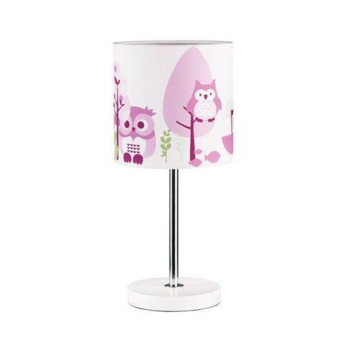 KIDS CONCEPT Lampka na biurko Pumpkin, kolor różowy - produkt dostępny w pinkorblue.pl