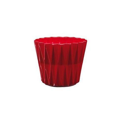 Osłonka geometric 2 j20 16,5 x 16,5 x 16.5 cm marki Eko-ceramika