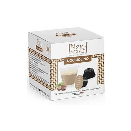 Kapsułki do Nescafe Dolce Gusto* ORZESZEK/NOCCIOLINO 16 kapsułek - do 12% rabatu przy większych zakupach oraz darmowa dostawa, NN-NSF-NOCCIOLI-016A