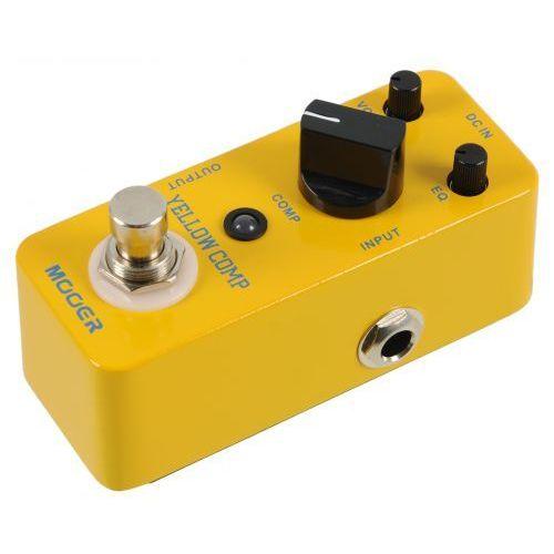 Mooer mcs2 yellow comp efekt gitarowy