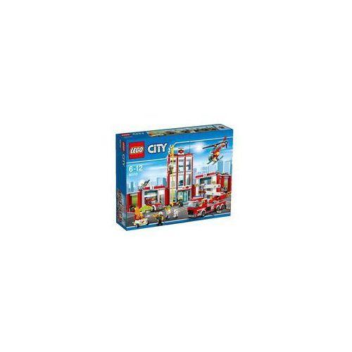 City Remiza strażacka, produkt marki Lego