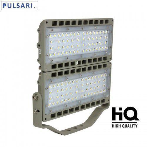 Lampa uliczna drogowa zewnętrzna 100w flat led marki Pulsari