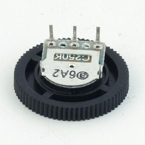 Mec 83k12 obrotowy potencjometr tonu c 250 k