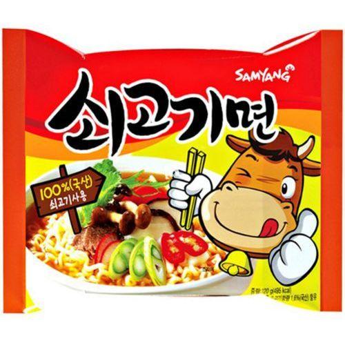 Zupa ramyun sogokimyun wołowa, ostra 120g - marki Samyang