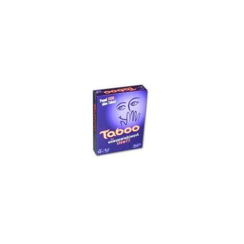 Hasbro Taboo (tabu) - poznań, hiperszybka wysyłka od 5,99zł!