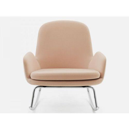 Fotel na Biegunach Era z Niskim Oparciem gabriel-fame  602876, marki Normann Copenhagen do zakupu w sfmeble.pl