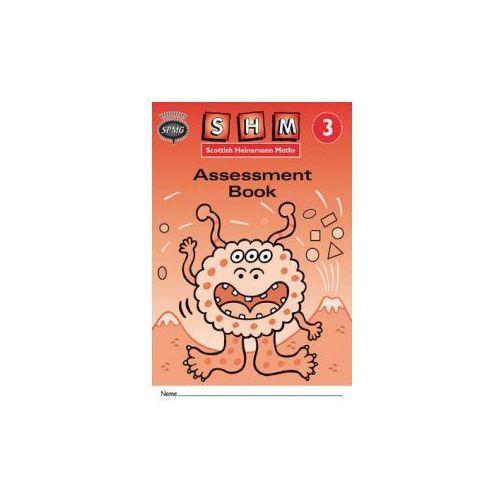 Scottish Heinemann Maths 3, Assessment Workbook 8 Pack