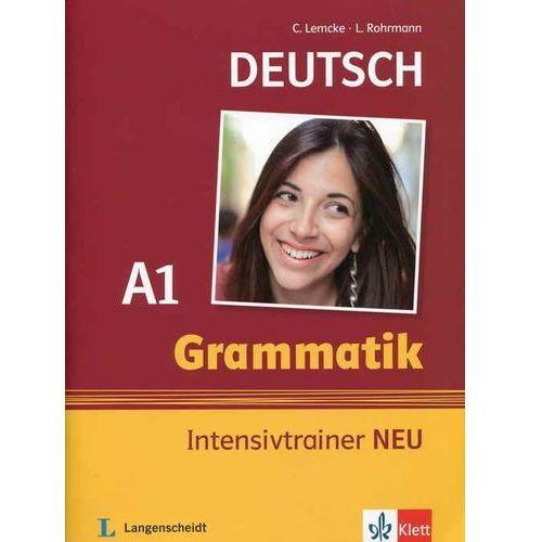 Grammatik Intensivtrainer Neu A1 - Wysyłka od 3,99 - porównuj ceny z wysyłką (2016)