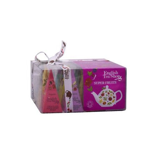 ETS Bio Super Fruits Collection 12 piramidek